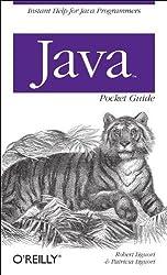 Java Pocket Guide (Pocket Guides) by Robert Liguori, Patricia Liguori (2008) Paperback