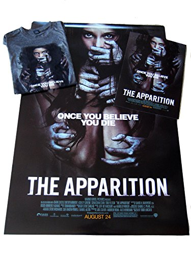 The Apparition Official Movie Promotional Kit