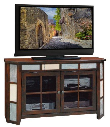 Fire Creek Angled TV Console 51