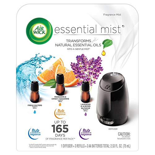 Air Wick Essential Mist Fragrance Oil Diffuser