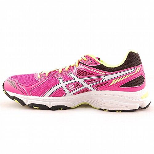 Asics Mädchen-Laufschuhe Ikaia 5 GS, Pink / Weiß Pink
