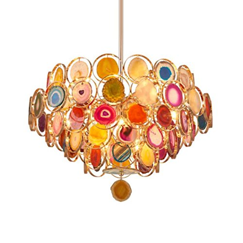 Agate Pendant Light