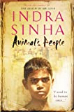 Animal's People by Indra Sinha front cover