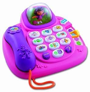 Dora La Exploradora - Telefono De Dora (Vtech) 80-104022
