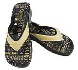 Aerosoft Women's Java Gold Sandal - 6 M US