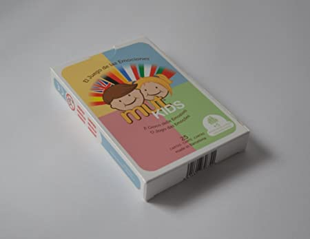 Amazon.com: Mut Kids 2 - Cartas Idiomas con Preguntas o Frases Abiertas: Toys & Games