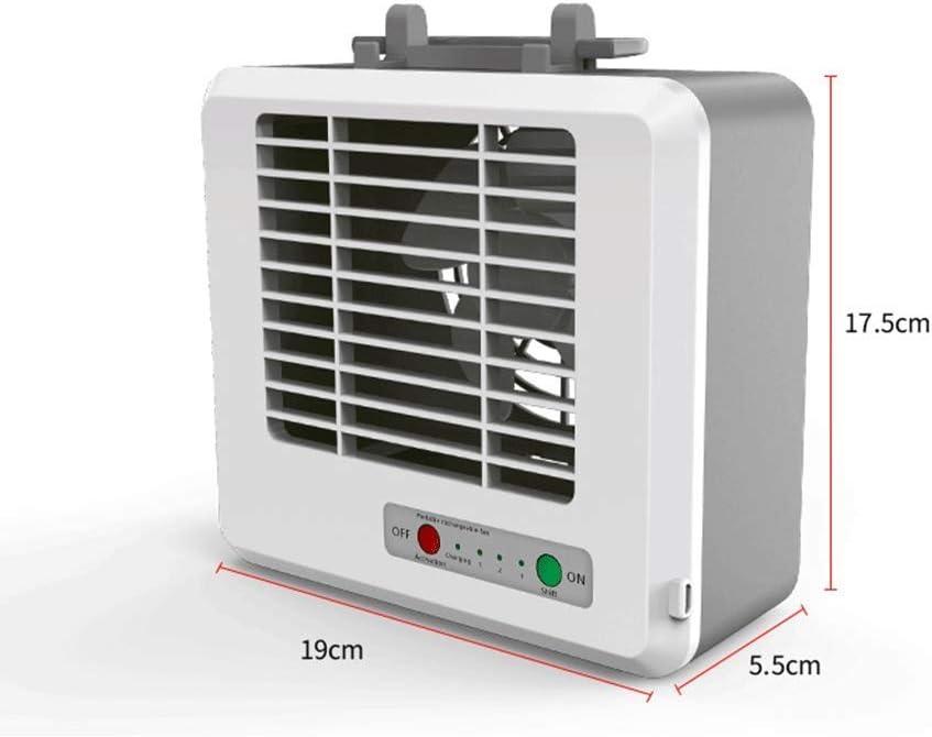 Refrigerador de aire Ventilador de aire acondicionado Ventilador ...