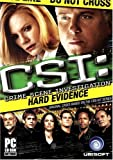 CSI Hard Evidence - PC