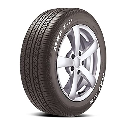 Mrf Zv2k 165 80 R14 85s Tubeless Car Tyre Amazon In Car Motorbike