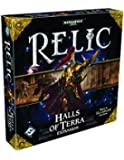 Relic: Halls of Terra Board Game Expansion