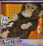 : Fur Real Friends Newborn Chimp Black/Brown