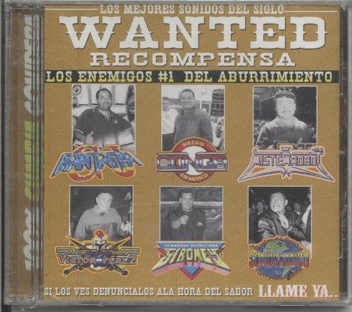 Wanted Recompensa-los Mejores Sonidos Siglo - Amazon.com Music