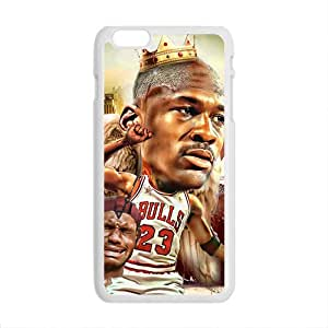 Bulls 23 Fahionable And Popular Back Case Cover For Iphone 6 Plus