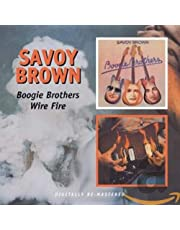 Boogie Brother / Wire Fire (Remastered)