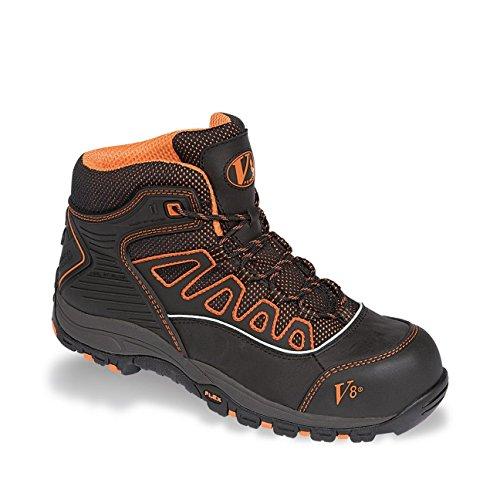 V12 AZTEC metal-free ST safety boots Echtleder Metall-freie S3 Sicherheitsschuhe Arbeitsschuhe EUR46 / uk11