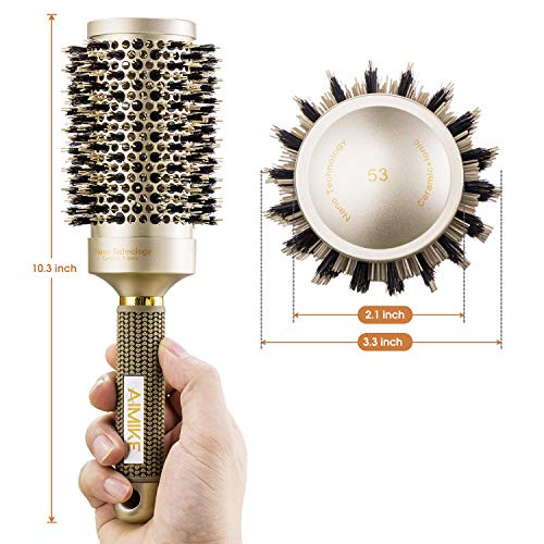 Buy round brush for blow drying