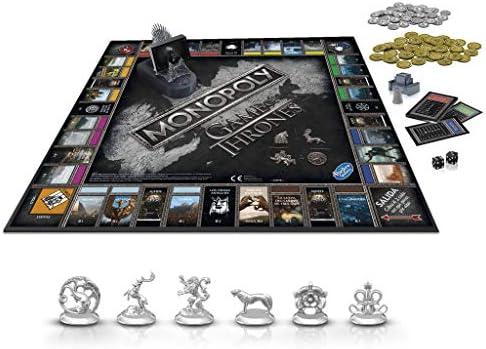Monopoly - Juego de Tronos, versión Española (Hasbro E3278105): Amazon.es: Juguetes y juegos