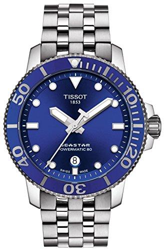 Tissot T120 Blue