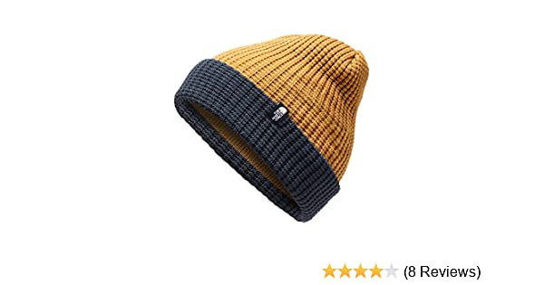 f4480a88 Amazon.com: The North Face Youth TNF Waffle Beanie: Clothing