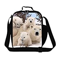 GiveMeBag Generic Students Lunch Bags Adults Food Bag for Office