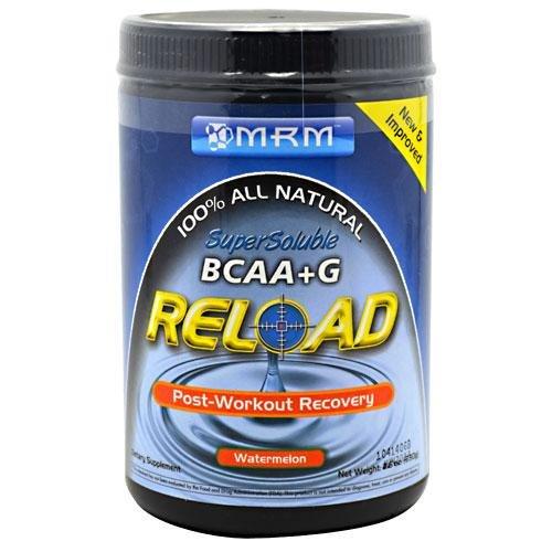 MRM Recharger Natural Supplément nutritionnel, pastèque, 330 grammes