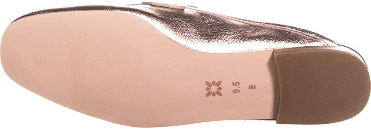 Bcbgeneration Femmes Sabrina Chaussures De Mule Rose Gold