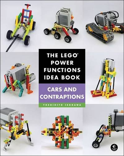 The LEGO Power Functions Idea Book, Vol. 2: Cars and Contraptions