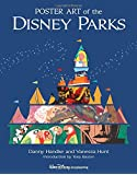 Poster Art of the Disney Parks (A Disney Parks Souvenir Book)