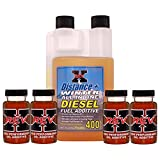 REV X Diesel Engine Complete Winter Treatment - Treat 6 gal. of Oil and 400 gal. of Fuel