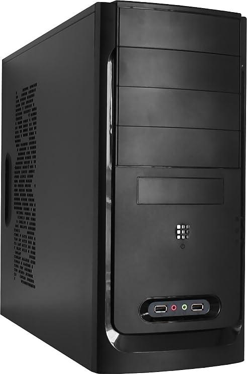Rasurbo BasicCase BC-12 - Caja para CPU (Midi Tax, sin NT, con Dos ...