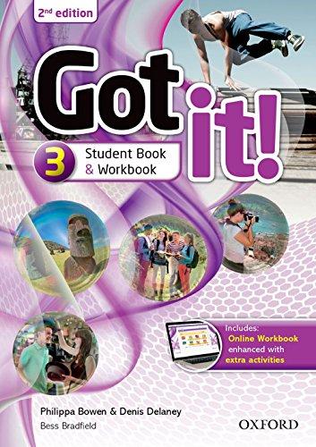 Got It! - Level 3. Student's Book + Workbook
