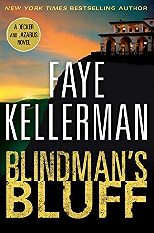 book cover of Blindman\'s Bluff