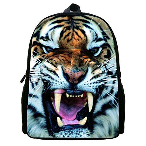 Animal Bag Fashion Polyester 12ib4011 Men's 3D Backpack Print dZYwqxBz
