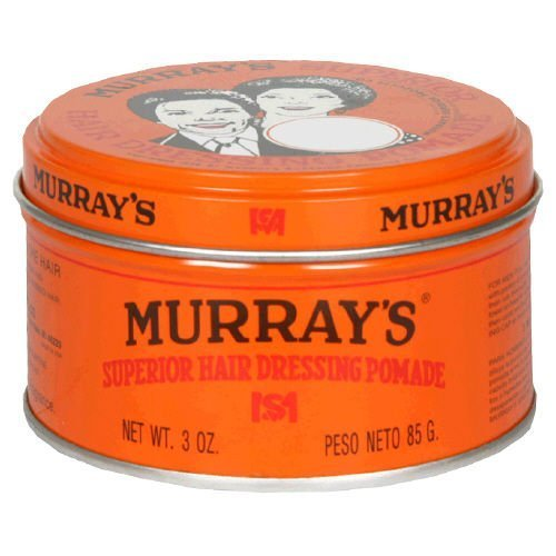U/S Murrays Hair Pomade Size 3oz U/S Murrays Hair Pomade 3oz ()