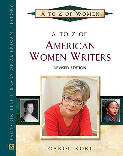 Download [A to Z of American Women Writers] (By: Carol Kort) [published: January, 2008] PDF