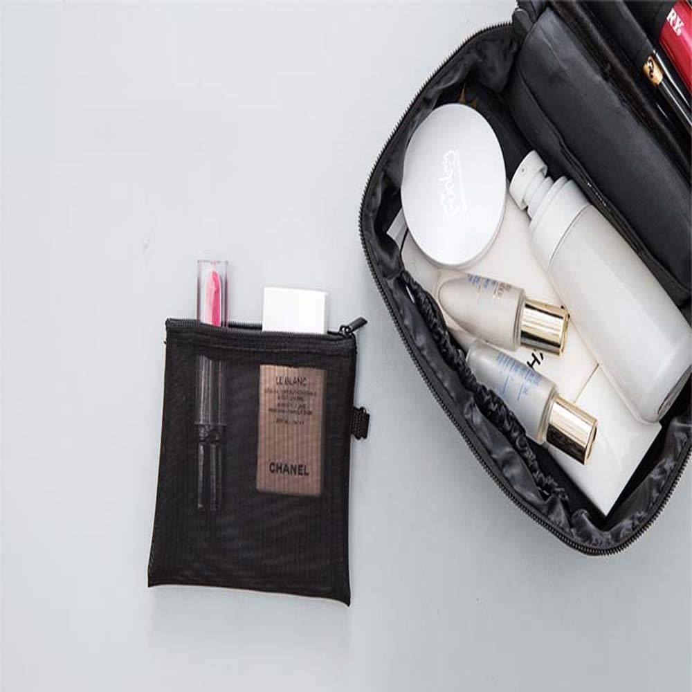 LX-CG Neceser Maquillaje con Compartimento Estuche de ...