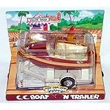 Chevron Cars CC Boat 'N Trailer
