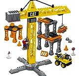 : Mega Bloks  CAT Super Tower Crane