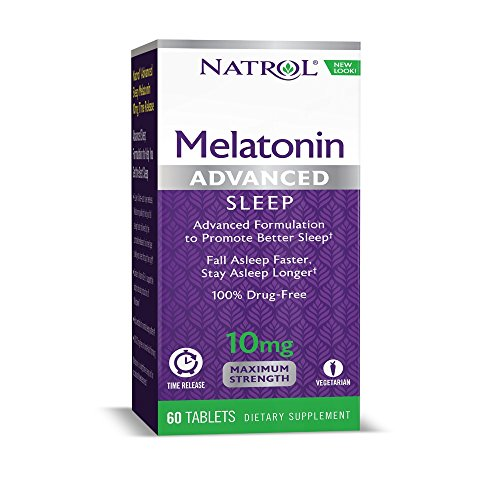 Natrol Advanced Sleep Melatonin Tablets