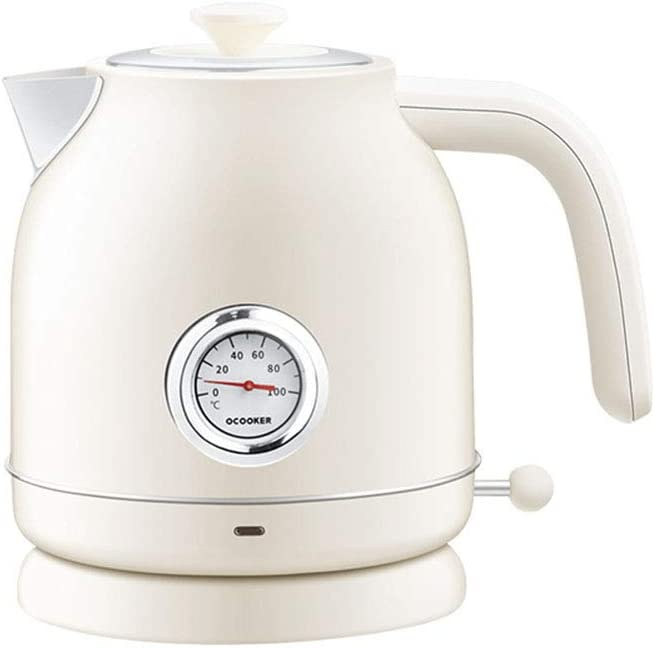 JINRU Retro Electric Kettle for Home Use BPA Free