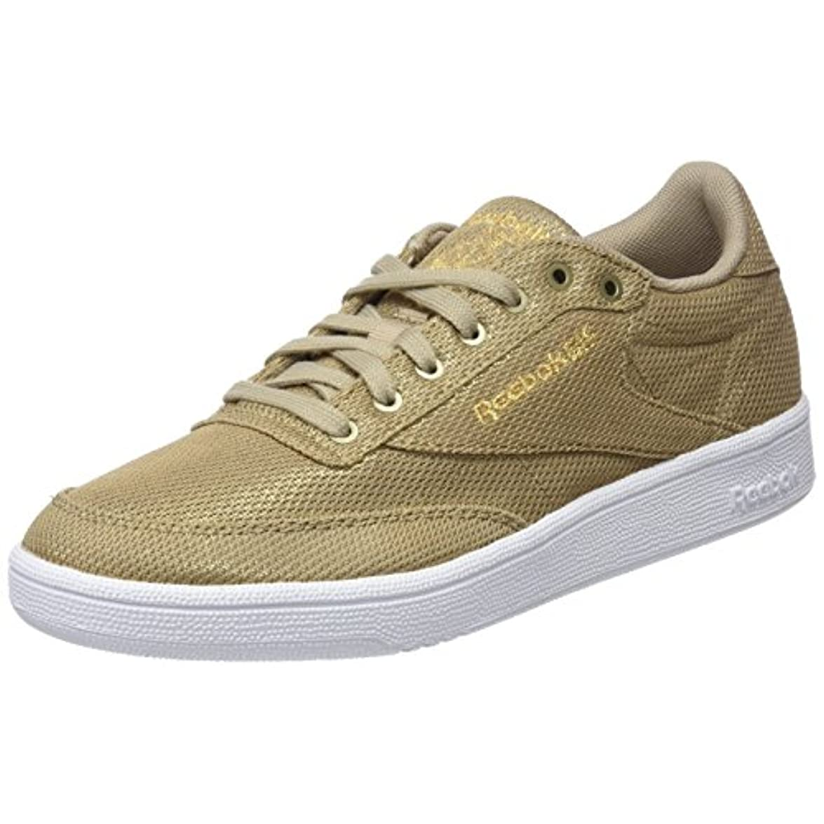 Reebok Club C 85 Metallic Mesh Sneaker Donna