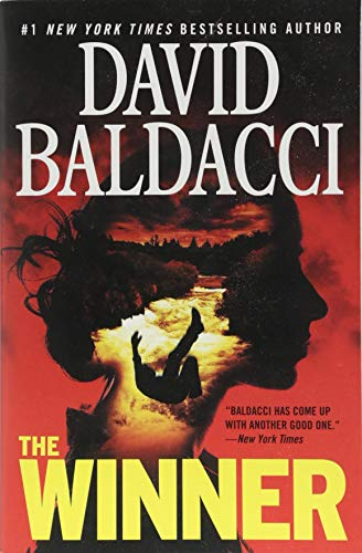 Book cover from The Winner by David Baldacci