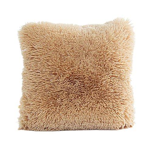 Super Soft Throw Pillow Case Cover Plush, FreshZone Christma