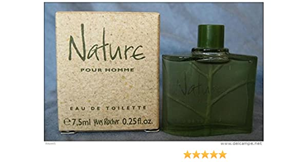 Amazoncom Nature Pour Homme After Shave By Yves Rocher 25 Floz