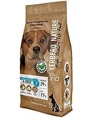 YERBERO Nature Salmon & Rice, pienso hipoalergenico para Perros - SIN Gluten 12 kg