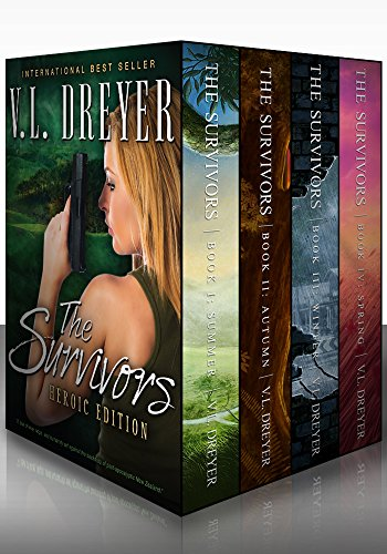 The Survivors: Heroic Edition by [Dreyer,V. L.]