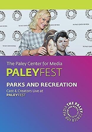 Amazon com: Parks and Recreation: Cast & Creators Live at