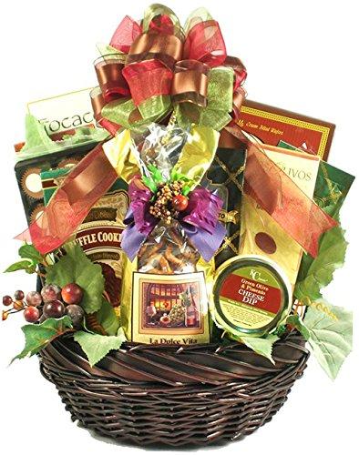 Italian Snacks Gift Basket
