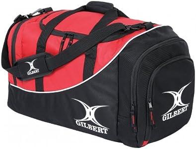 Gilbert Rugby Club Sporttasche Senior Spieler Reistasche Gro/ßes Fach