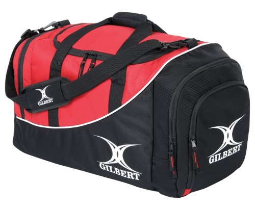 Gilbert Rugby Tasche - Club Player Holdall V2 - Black